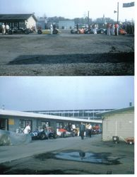 1st day qualifying 1961