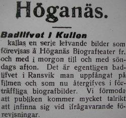 Ransvik 5 oktober 1910