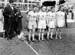 1924 Olympics