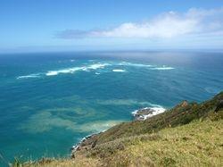 Where seas collide