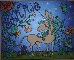 Sammie's Unicorn
