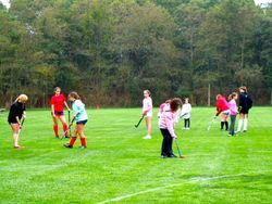 FREE Field Hockey Clinic