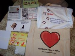 30 Nov 09 - Thank you Lindsay Caress for the lovely printed items you sent.xxx