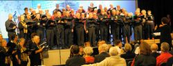 Combined Choirs and Orchestra