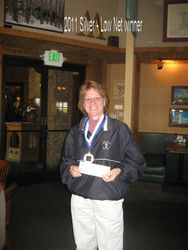 Silver Flight Low Gross- Connie Hill