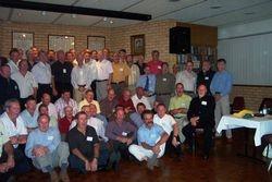 40 Year Reunion Group Friday Night