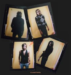 Outtakes from the portrait shoot for ASH. Shot on location of the Four Kicks video shoot in Brooklyn, NY (10 Oct 04)