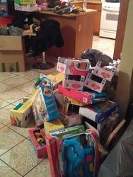 2015 ANNUAL CHRISTMAS GIVE AWAY!