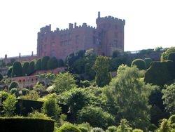 Powys Castle, Welshpool