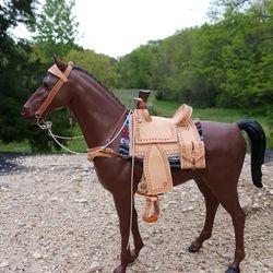 saddle set #87