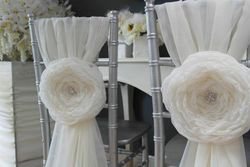 Chair Sash flower