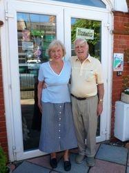 Margaret & Alan