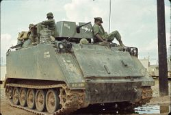 "The M113""ACAV"" APC:"