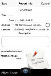 Mobile WebEOC App
