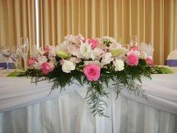 Bridal Table Arrangement  #R1