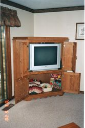 Entertainment Cabinet