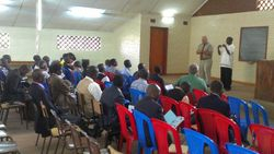 Evangelism  Conference in Lilongwe