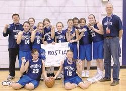 Mystics Major Atom win Silver in 2010