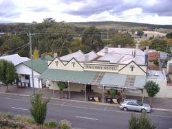 Railway Hotel Linton