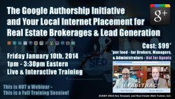 Google Authorship for Brokers