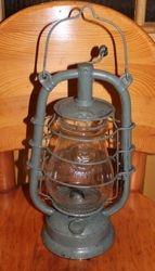 Antikvarine zibaline lempa. Kaina 28 Eur.