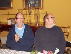 Guests/friends from the Science of Mind Center for Spirituality