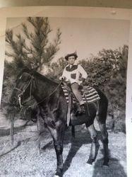 Me and Nunbin November 1955