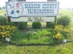 Marion County Fair Entrance