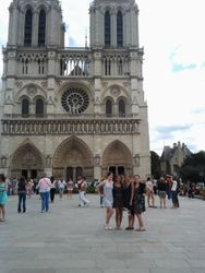 Notre-Dame, Pairs