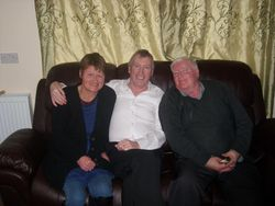 Marita, Phil Mack & Jimmy Neary.