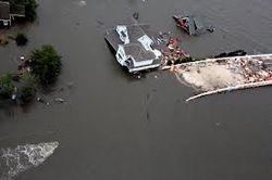 Sandy take down road