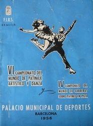 1956 - Barcelona, Spain