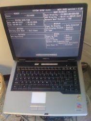 Laptop computer / DVR