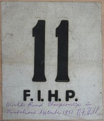 1st to 2nd September 1951