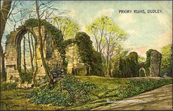Priory Ruins. c1912.