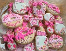 Baby Sprinkle Donut Theme