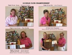18 Hole Championship