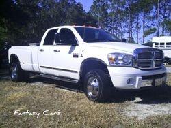 Ron J.---------Dodge Ram  3500