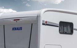 Persfoto's Knaus Van Ti in modeljaar 2016