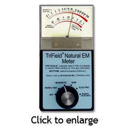 Trifield Natural Meter