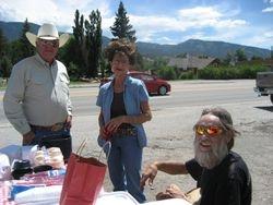 Jim, Loretta, & Dad