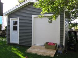 12' x 14' Standard Shed