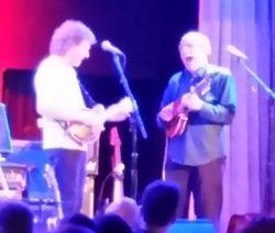 Sam Bush and Don Stiernberg