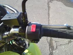 Motocikla stures aizsargi 2