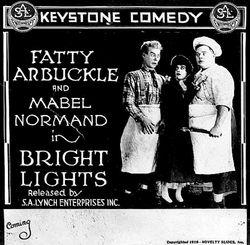 1916 BRIGHT LIGHTS