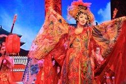 Show at Dumpling Banquet in Xi'an