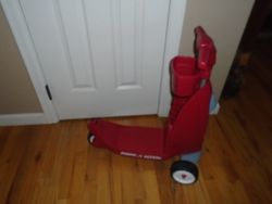 Radio Flyer Ride 2 Glide Ride On/ Scooter - $40