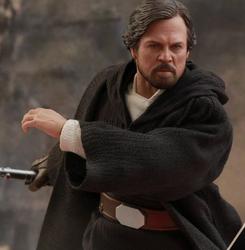 Luke Skywalker Crait