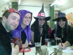 Halloween Quiz 2008