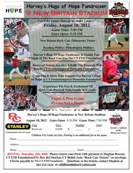 Rockcats Game August 10, 201